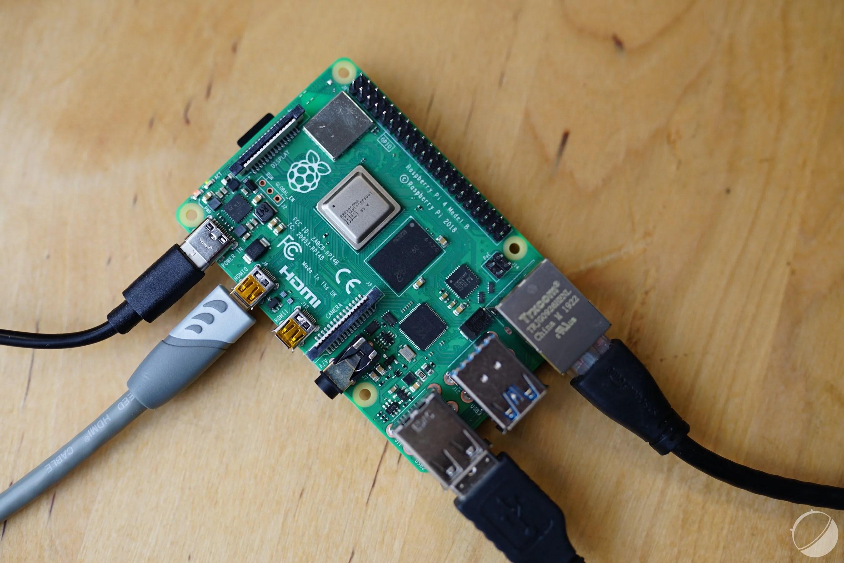 Raspberry Pi Imager 1.6 : l'utilitaire d'installation se dote d'une fonction cachée