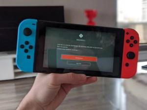 Comment réinitialiser sa Nintendo Switch