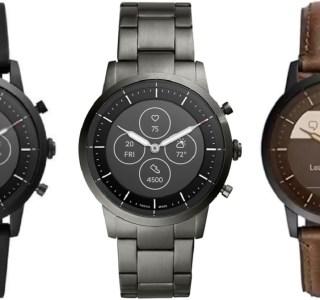 Voici la montre hybride qui aurait poussé Google à racheter Fossil