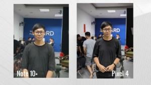 Google Pixel 4 : ses photos comparées à celles des iPhone XS et Galaxy Note 10+