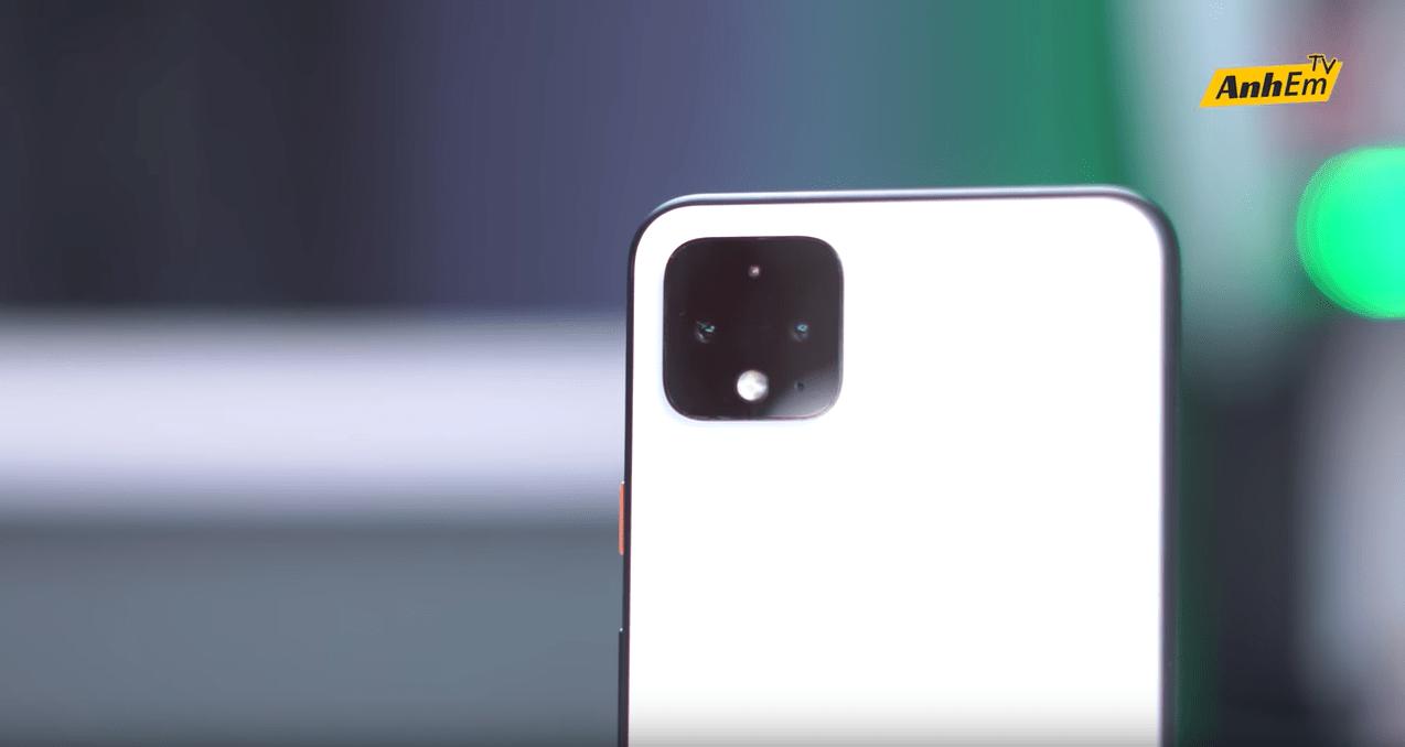 Google Pixel 4 : le Night Sight et l'écran 90 Hz se montrent en vidéo