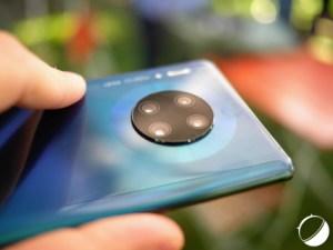 Huawei pense vendre 20 millions de Mate 30, même sans services Google