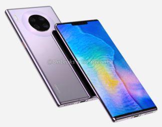 Huawei Mate 30 et Mate 30 Pro : rumeurs, prix, date…tout ce qu'on sait sur les nouveaux fleurons chinois
