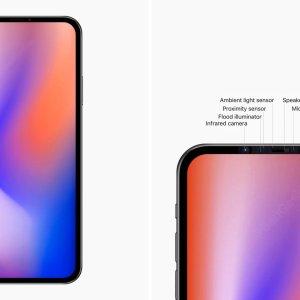 iPhone 2020 : Apple testerait un prototype sans encoche