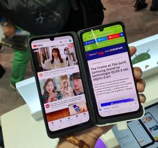 LG G8X ThinQ Dual Screen : notre prise en main du smartphone à deux écrans – IFA 2019