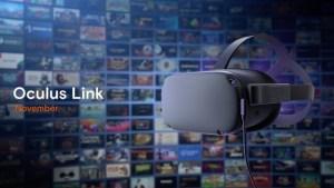 L'Oculus Quest veut détecter vos mains et se connecter à un PC