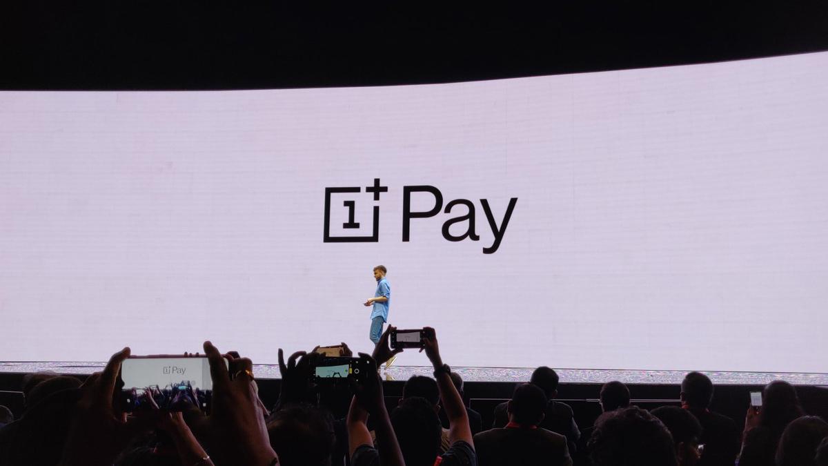 OnePlus Pay : un service de paiement complémentaire à Google Pay