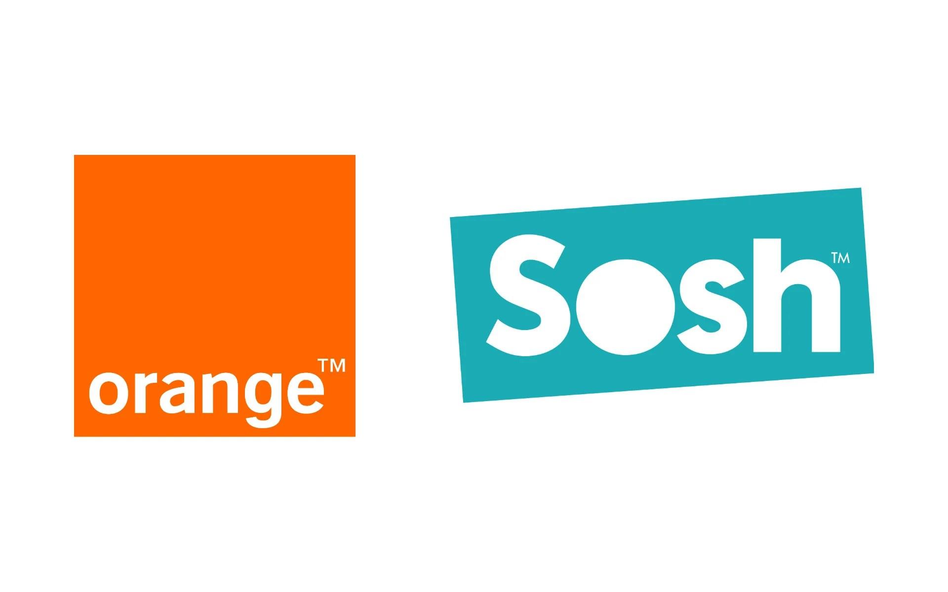 Forfait mobile: Sosh est de retour avec 2offres sans prix qui double après un an