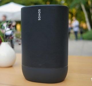 Sonos Move : nos photos de la première enceinte nomade de Sonos – IFA 2019