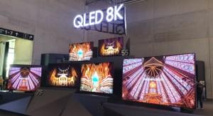 TV 8K : Samsung annonce un «petit» 55 pouces et du streaming d'ici la fin d'année