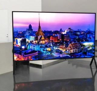 Sharp présente le téléviseur LCD 8K le plus grand du monde à l'IFA 2019