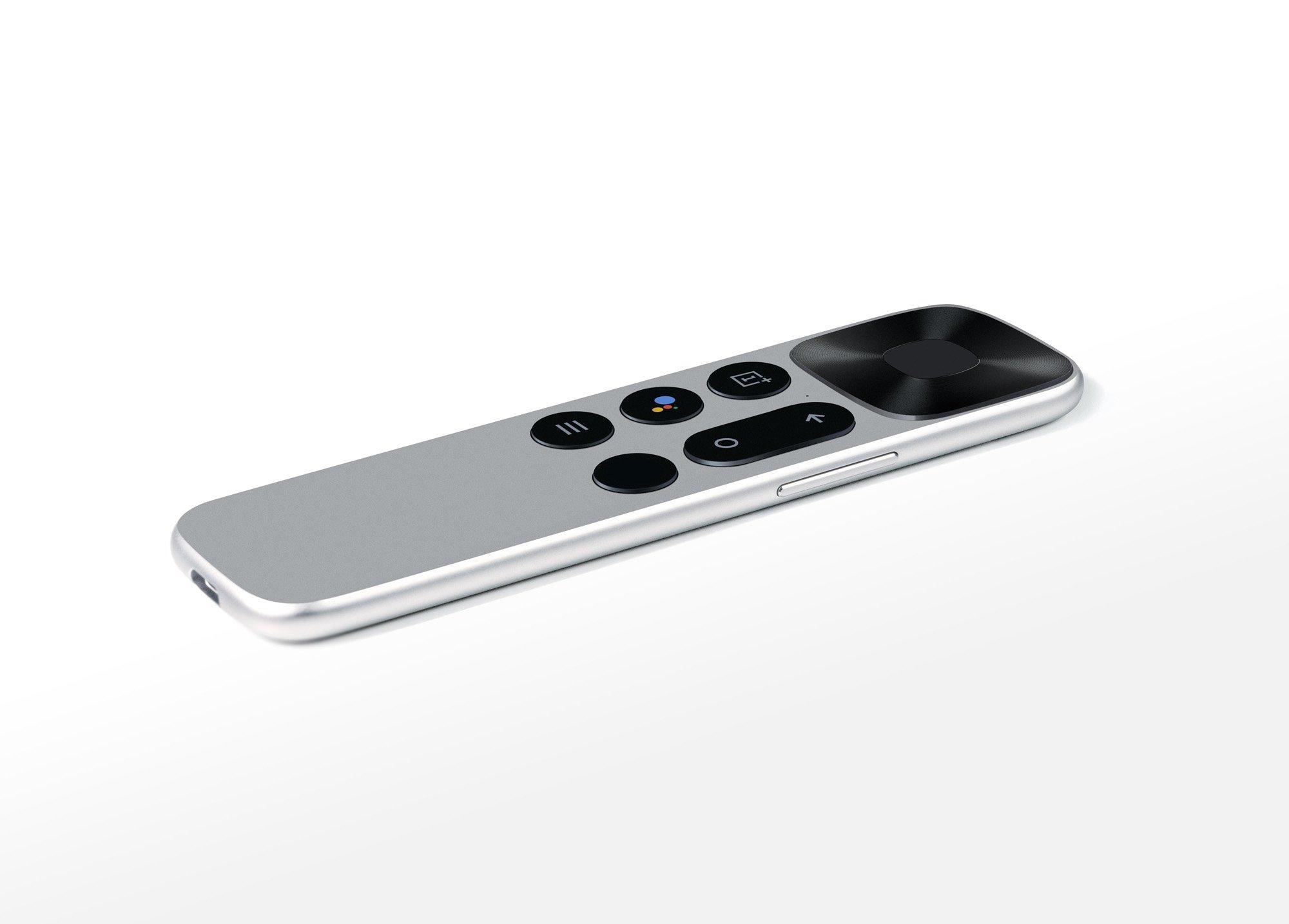 OnePlus TV : voici sa télécommande, inspiration Apple