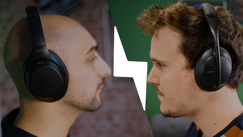 Sony WH-1000xM3 vs Bose Headphones 700 : lequel est le meilleur casque antibruit ? – Comparatif