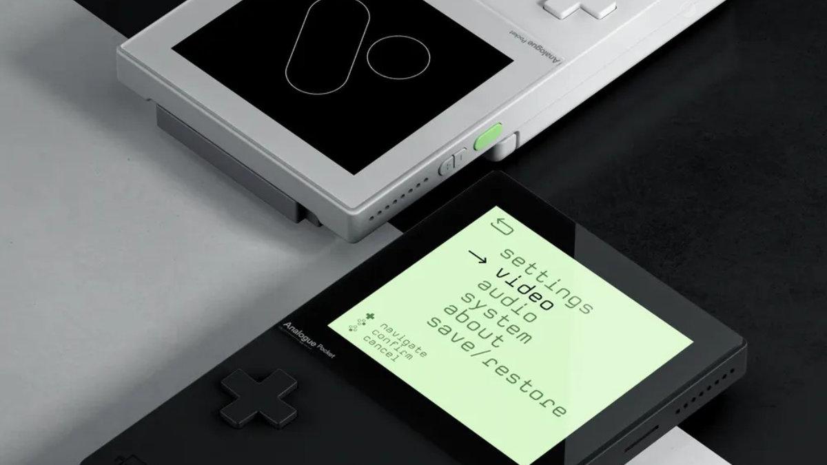 Analogue Pocket : la console de rétrogaming la plus complète et moderne