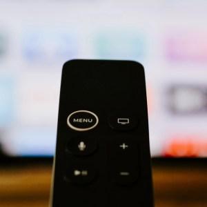Apple TV4K : une nouvelle télécommande fait son apparition