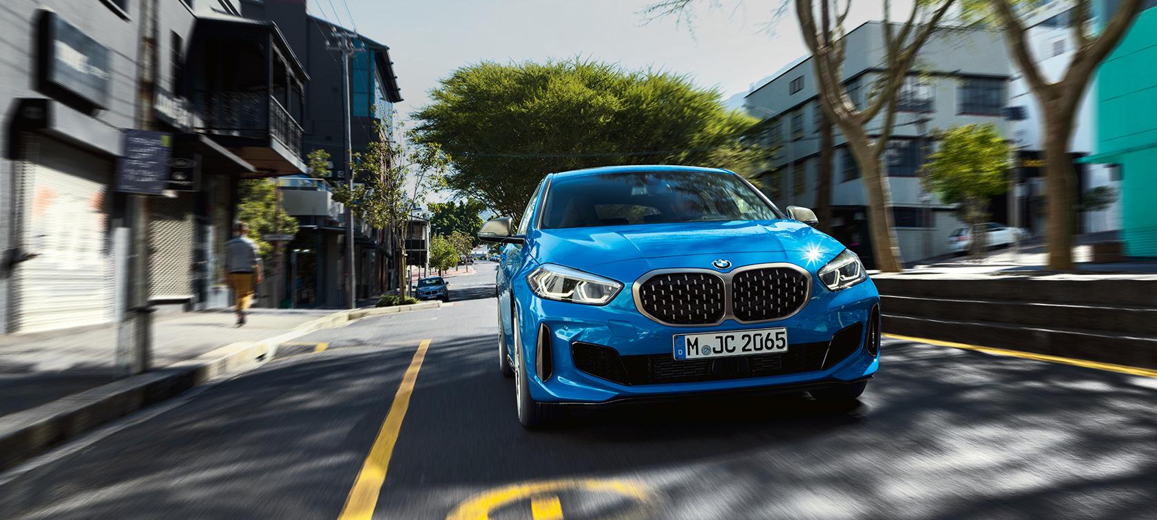 BMW prépare une Série 1 électrique parmi les douze modèles zéro émission prévus d'ici 2025