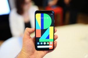 Google Pixel 4 : la faille de la reconnaissance faciale sera corrigée