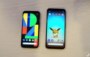 Un Google Pixel 4 5G ? « Ce n'est pas le bon moment » selon la marque