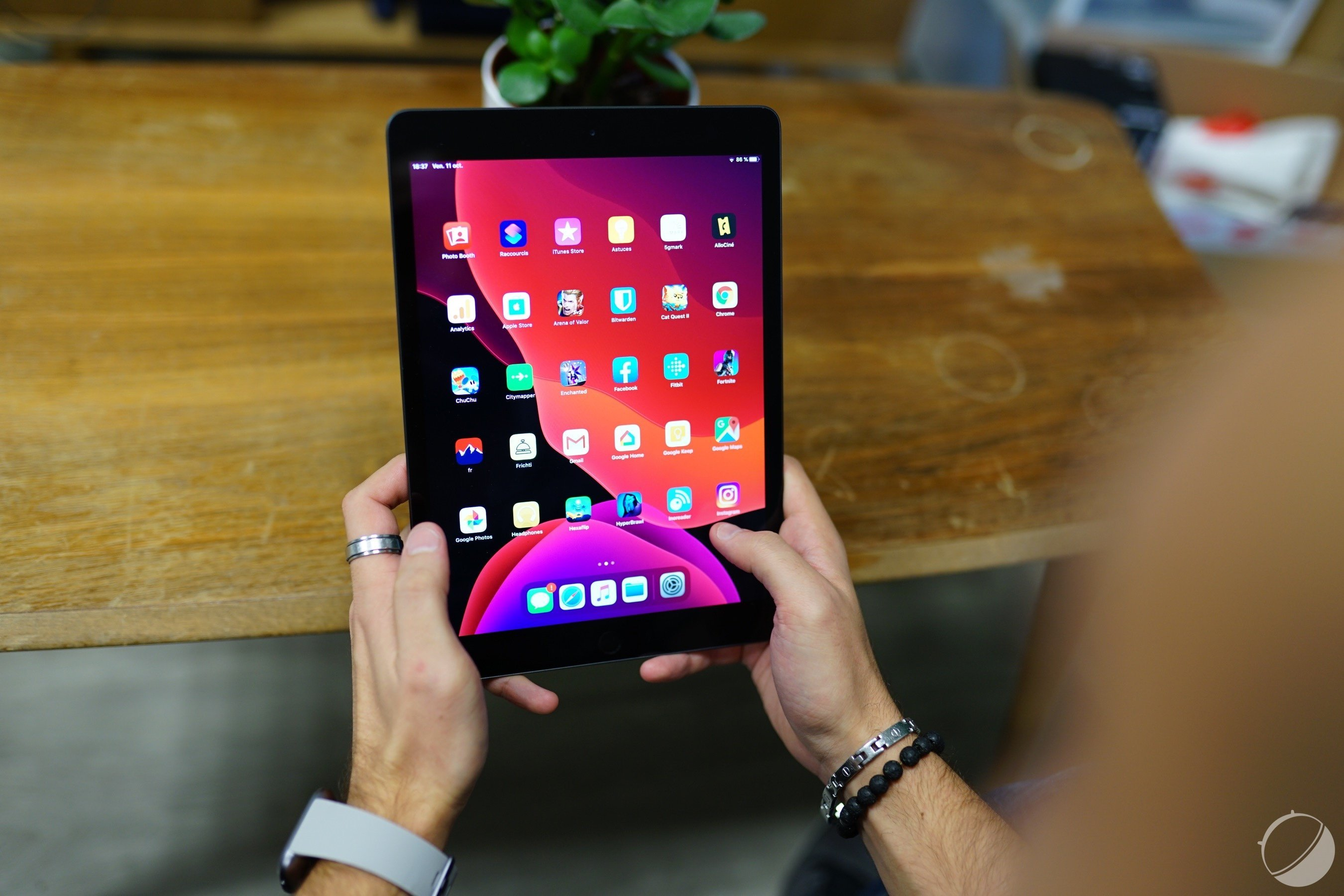 Test de l'iPad 7 (2019) : une tablette solide, mais vieillissante