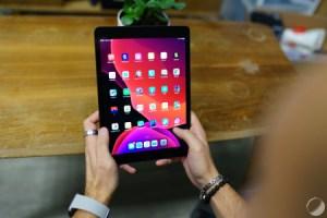 Test de l'iPad 7 (2019) : une tablette solide, mais vieillissante
