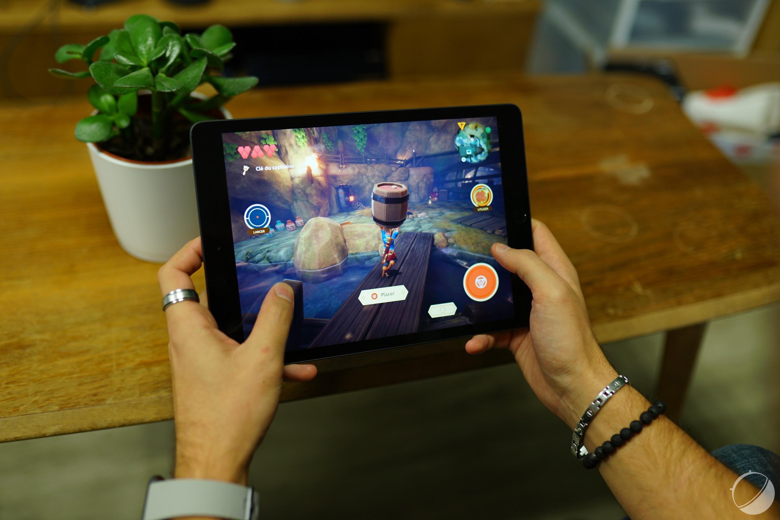 Le nouvel iPad (2019) est moins cher aujourd'hui