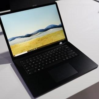 Prise en main du Microsoft Surface Laptop 3 : sur le bon chemin