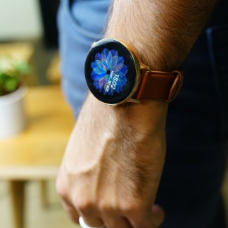 Test de la Samsung Galaxy Watch Active 2 : très agréable et un peu maladroite
