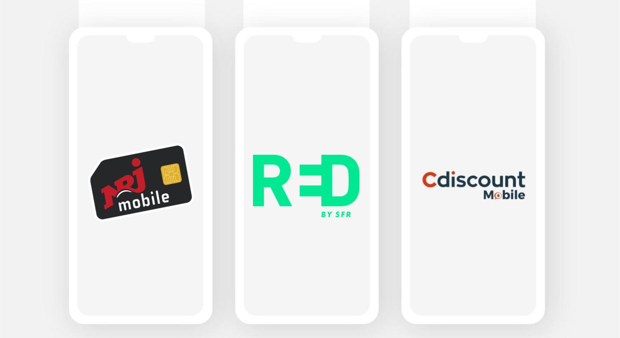 Forfait mobile : derniers jours pour ces 3 ventes flash à partir de 5,99 euros