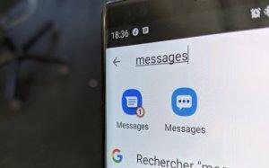 Google Messages intègre les appels vidéo Duo sur sa plateforme web