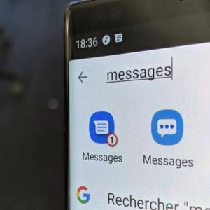 Google Messages devrait bloquer certains smartphones Android dès avril