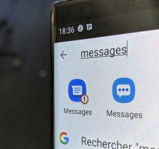 Google Messages 5.0 : thème sombre synchronisé et émojis
