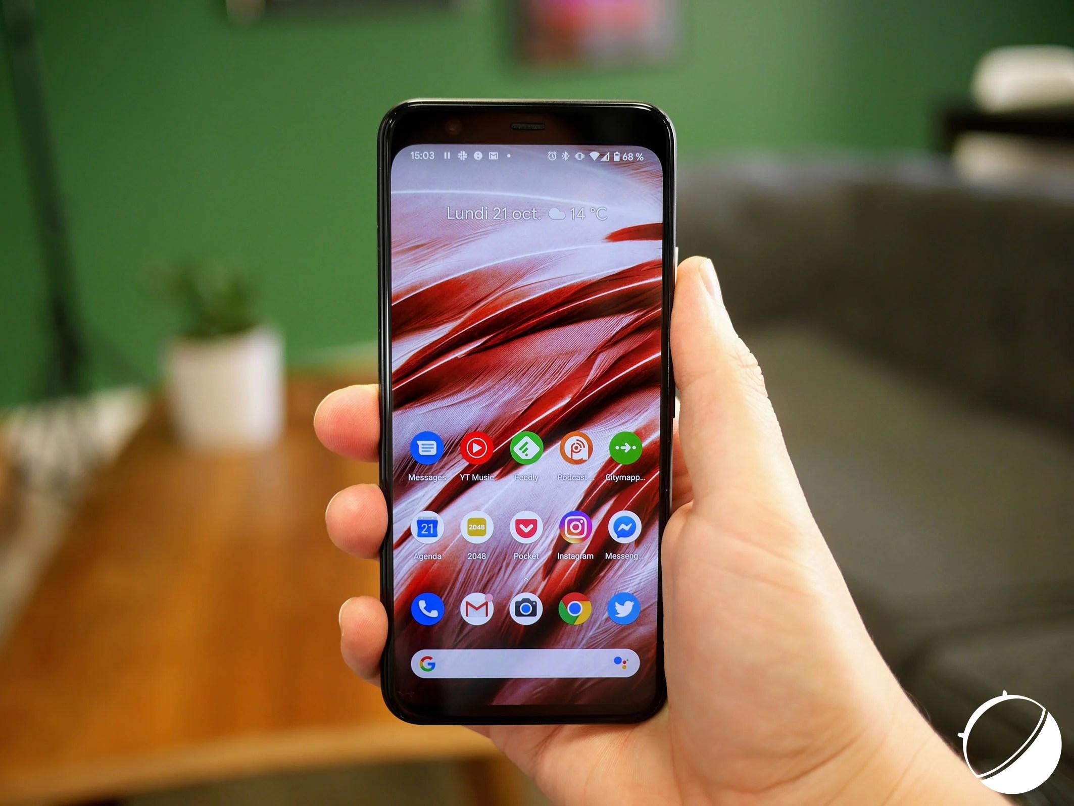 Pixel : Google améliore l'autonomie et les alertes de sécurité