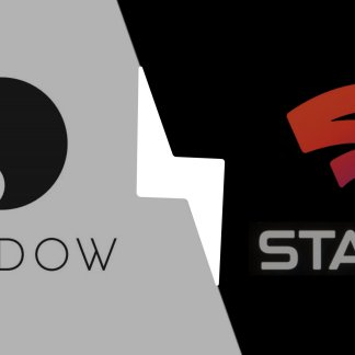 Shadow vs Google Stadia : catalogue, prix, performances et différences