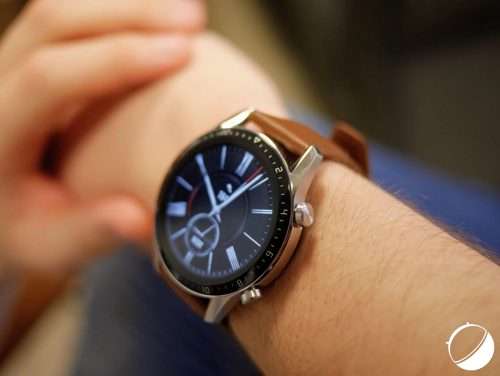 Montres connectées : Huawei double ses ventes en un an et passe devant Samsung