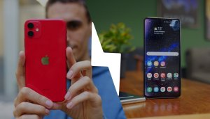 iPhone 11 vs Samsung Galaxy S10 : lequel est le...