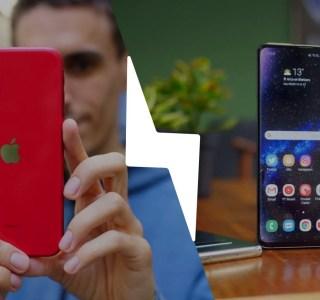 iPhone 11 vs Samsung Galaxy S10 : lequel est le meilleur smartphone ? – Comparatif