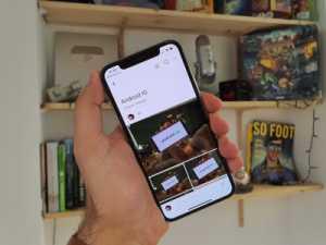 iPhone : une fonction pratique sur Google Photos était en fait un bug