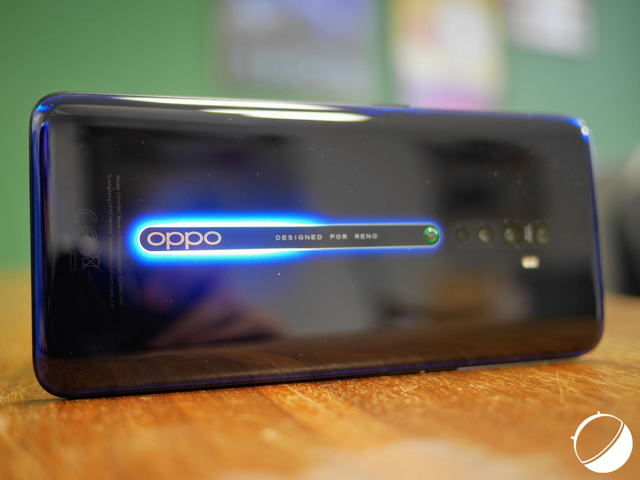 Oppo Reno 3 Pro 5G: malgré sa finesse, il aura une batterie de 4025 mAh