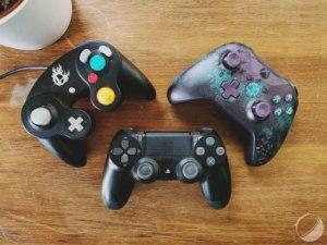 La manette PS5 ressemblerait encore un peu plus à celle de la Xbox