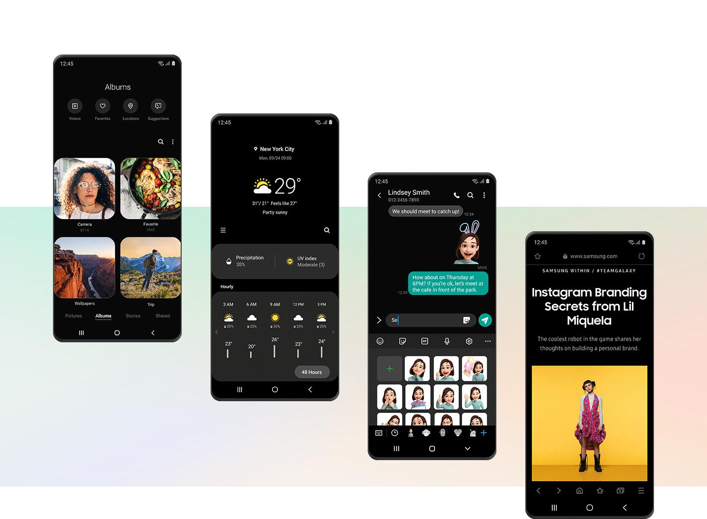 Android : vous pourrez bien programmer votre thème sombre selon l'horaire