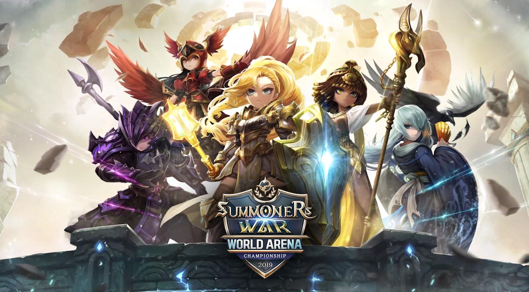 Summoners War Championship : revivez la finale comme si vous y étiez !
