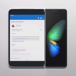 Microsoft Surface Duo et Samsung Galaxy Fold : deux visions d'une même révolution
