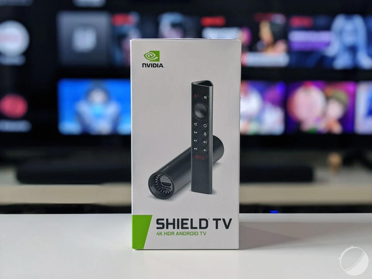 Test de la Nvidia Shield TV 2019 : à l'excellence s'ajoute une bonne idée