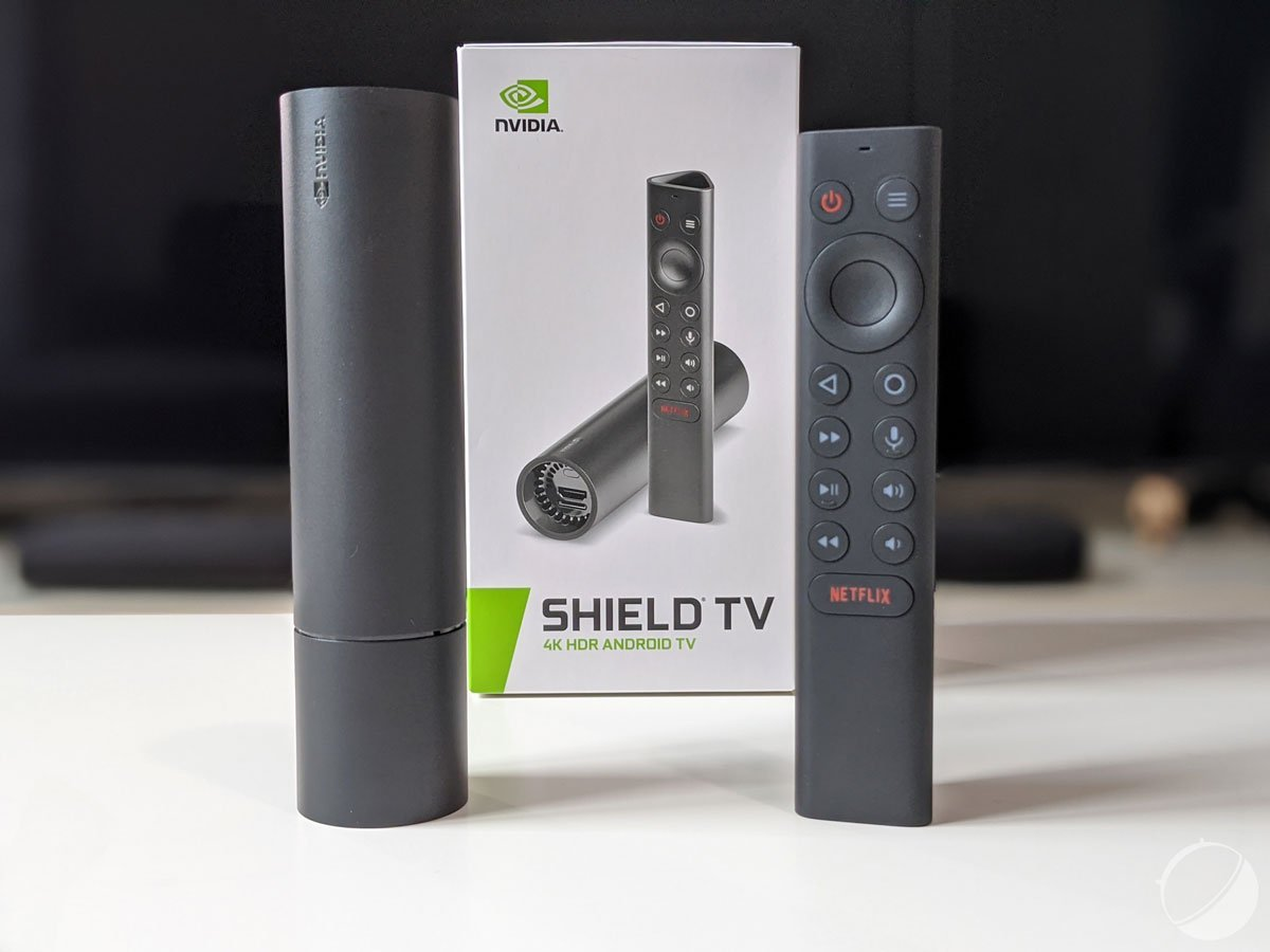 Le prix de la Nvidia Shield TV (version 2019) au plus bas, la meilleure box TV du marché