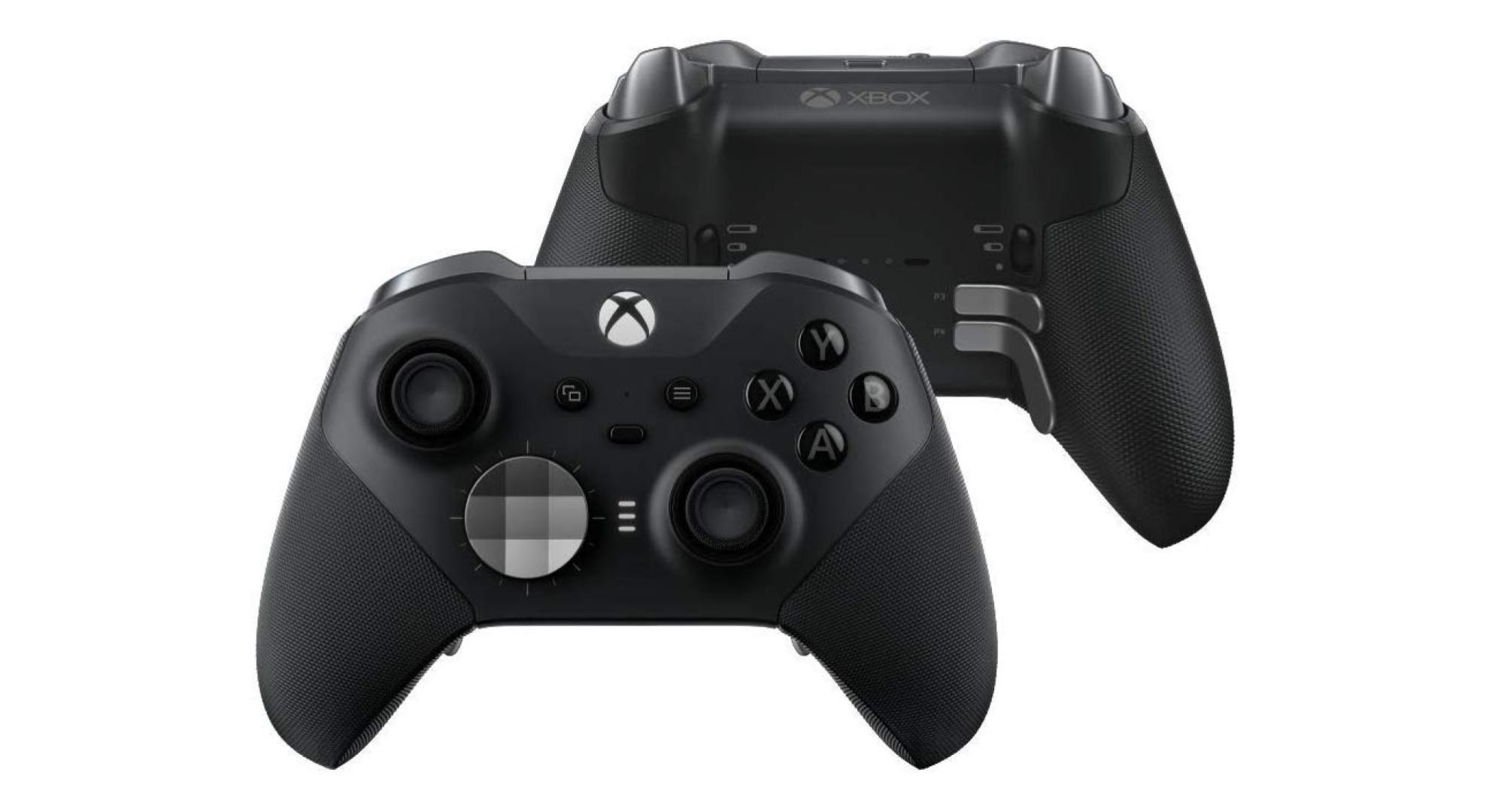 La manette Xbox Elite Série 2 avec 34 euros de réduction et oui, elle fonctionnera sur Xbox Scarlett