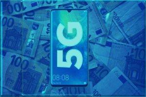 La 5G va coûter au moins 2,17 milliards d'euros à Orange, SFR, Free et Bouygues Telecom