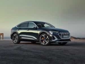 Audi e-tron Sportback officialisé : un SUV électrique au design charmeur, le tarif l'est un peu moins