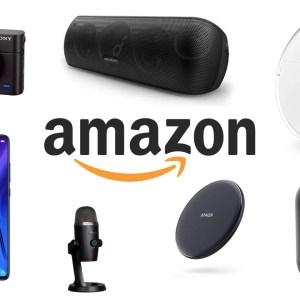Amazon fait son Black Friday en avance avec de nombreuses réductions sur les produits high-tech