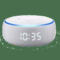 Amazon Echo Dot (3ème génération avec horloge)