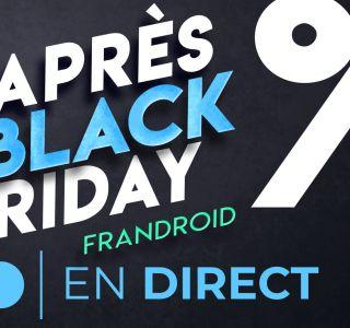 Black Friday en direct : les dernières offres encore disponibles ce week-end